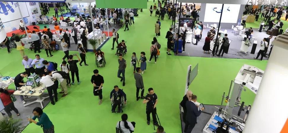 千呼万唤:广州国际康复设备展于9月4日开展!